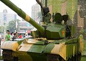 99式坦克